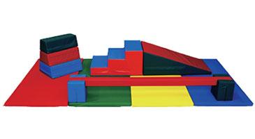 Rainbow Mat Set (무지개 매트 세트)